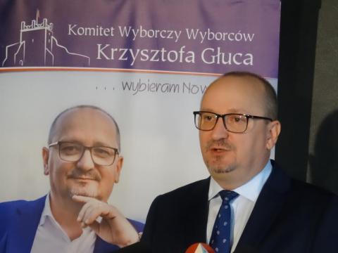 Krzysztof Głuc: w drugiej turze nie będę nikogo publicznie popierał