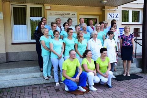 Ośrodek Zdrowia w Muszynie to przychodnia najbardziej przyjazna pacjentowi