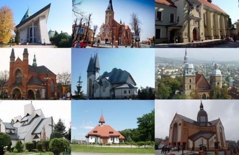 Nowe ograniczenia. Zobacz, ile osób może być na mszy w sądeckich kościołach?