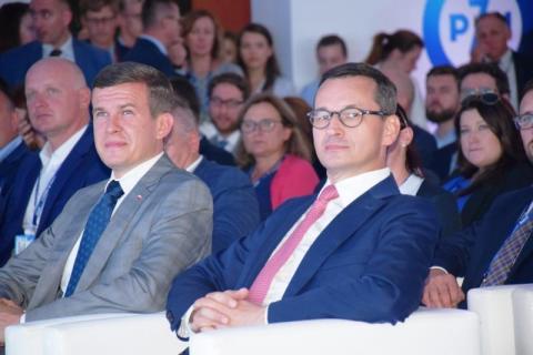 Gdzie ma swoje oczko w głowie na Sądecczyźnie premier Morawiecki