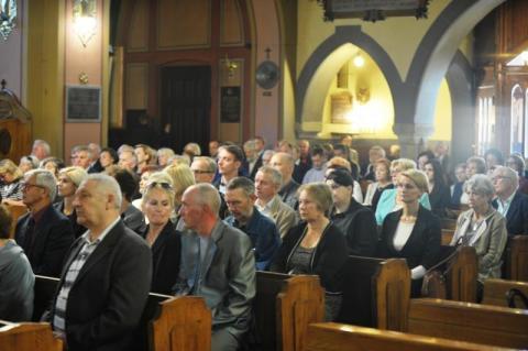msza żałobna za Jerzego Leśniaka