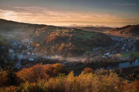 Panorama Rytra, fot. Tomasz Berowski