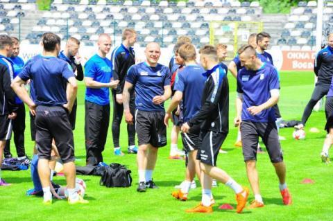 Sandecja zaliczyła pierwszą porażkę po awansie do Ekstraklasy