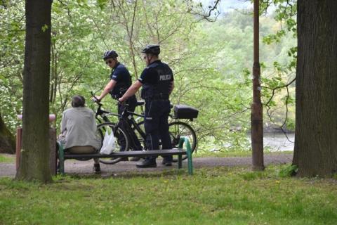 Pieniądze na dodatkowe patrole policji