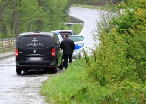 Tragedia na moście w Maciejowej. Powiesiła się młoda kobieta