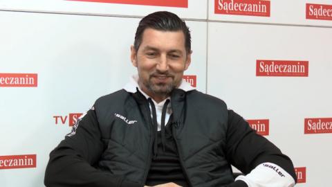 Dariusz Dudek: o awansie do ekstraklasy będziemy mówić, gdy przyjdzie na to czas
