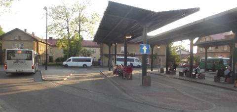 Nowy dworzec MPK. Pasażerowie doczekają się poczekalni i WC