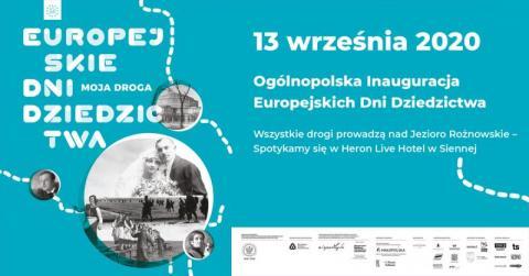 Europejskie Dni Dziedzictwa 2020 nad Jeziorem Rożnowskim