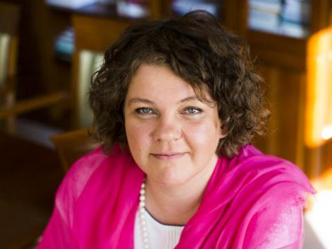 Elżbieta Fryźlewicz-Chrapasińska, dyrektor Małopolskiego Oddziału Wojewódzkiego NFZ w Krakowie
