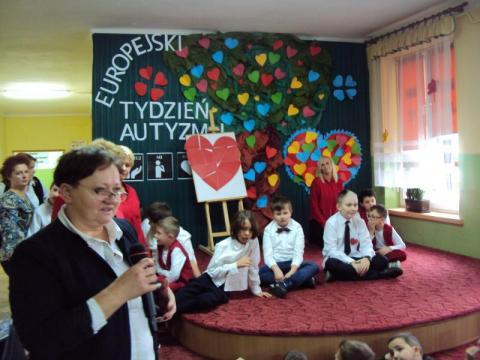 Europejski Tydzień Autyzmu w Szkole Podstawowej nr 6 w Nowym Sączu