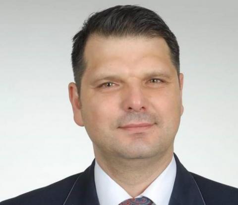 Jerzy Majka  idzie po mandat poselski, fot. arch. kandydata