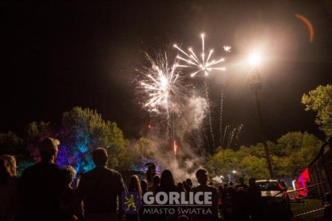 Ogień, muzyka, taniec – druga edycja Festiwalu Światła w Gorlicach?