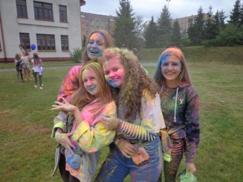 Festiwal Kolorów 2018 Tak się bawi, tak się bawi Nowy Sącz! [ZDJECIA/WIDEO]