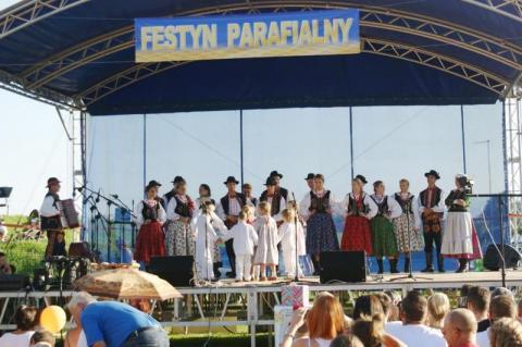 festyn parafialny Helena 2017