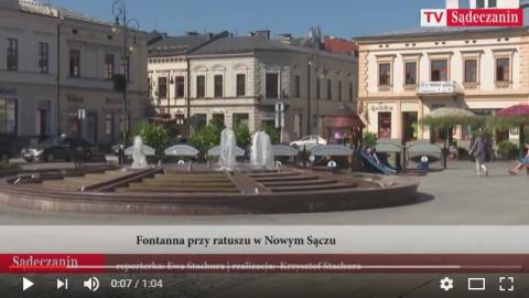 Nowy Sącz: Oddajmy fontanny dzieciom!