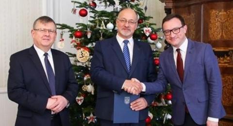 Kto wziął posadę w Funduszu Ochrony Środowiska po marszałku Kozłowskim