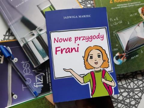 """""""Nowe przygody Frani"""". Czwartoklasistka mierzy się z koronawirusem"""