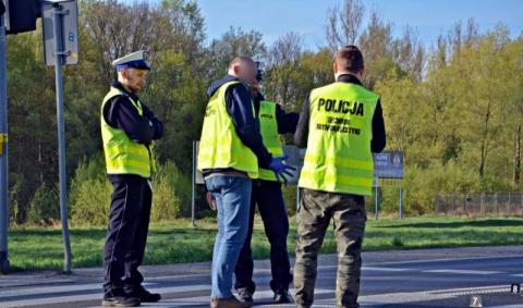 Śmierć  pieszego pod kołami ciężarówki w Gorlicach zamienia się w dziwną zagadkę? Co widać na filmie, który trafił do sieci