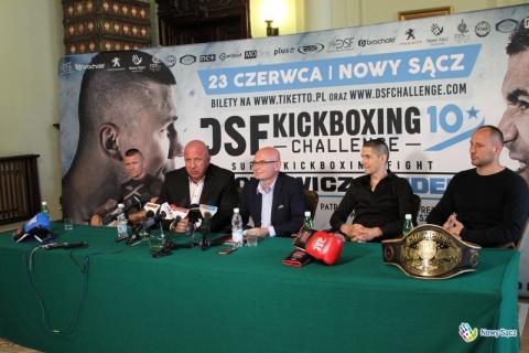 Gala DSF Kickboxing Challenge w Nowym Sączu już 23 czerwca