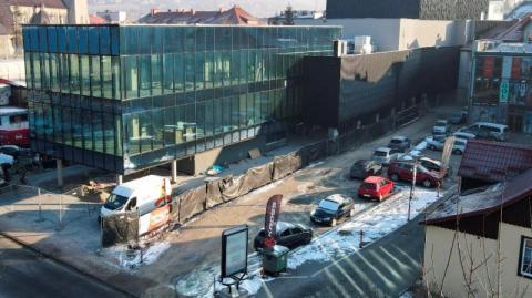 Sądecki przedsiębiorca buduje u nas nową, wielką galerię handlową