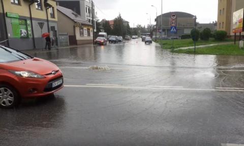 Ostrzeżenie IMGW. Burze deszcz, wiatr i grad