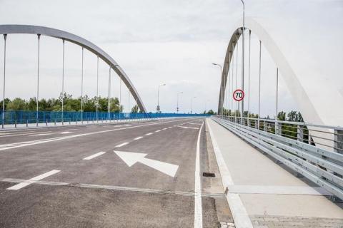 Most, rondo, nowa droga… tak wygląda nowa małopolska obwodnica [ZDJĘCIA]