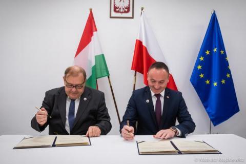 Gmina Grybów współpracuje z węgierskim miastem. Jakie ma z tego korzyści?