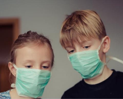 Mieszkańcy gminy Łabowa uszyją maseczki ochronne