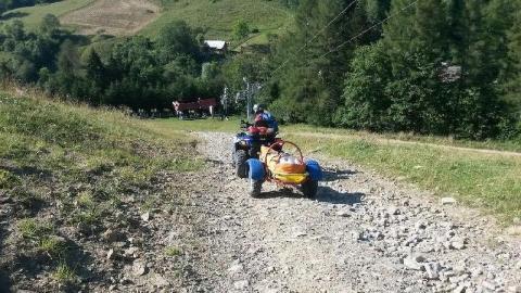 czytaj też:Łabowa: ratownicy spieszyli z pomocą na DK 75. Zderzenie samochodu i motocykla