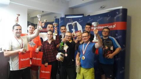Grand Prix Nowego Sącza w squashu 2018