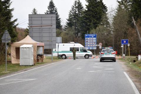 Muszynka/Leluchów: granice zamknięte do 3 maja. Co będzie po tej dacie?