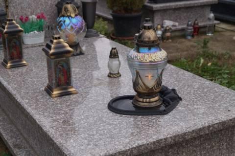 cmentarz w Biegonicach ma swą wirtualną mapę