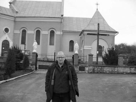 Henryk Szewczyk. Fot. Robert Sobol