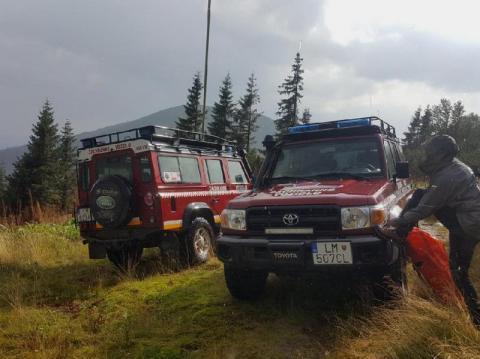 Znowu piorun poraził turystów w Tatrach [ZDJĘCIA]