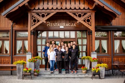 Willa Poprad. Miejsce uwielbiane przez turystów i mieszkańców naszego regionu