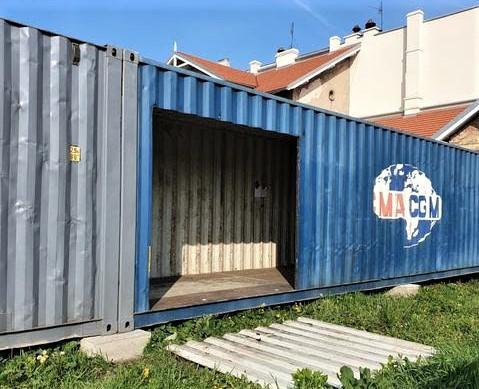 Restauracja w kontenerze? Inwestor wyjaśnia, co powstanie przy ul. Kościuszki