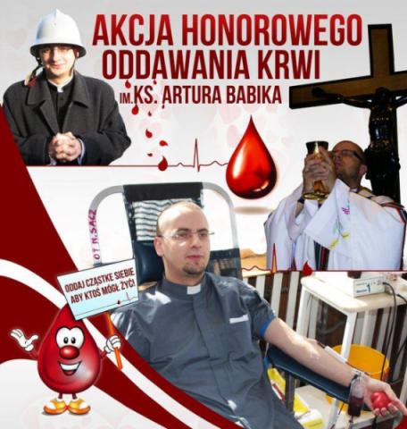 OSP w Korzennej zaprasza na akcję oddawania krwi. Czy w tym roku padnie rekord?