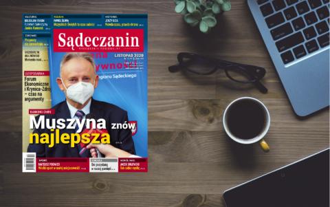 """Roczna prenumerata """"Sądeczanina"""" w specjalnej cenie tylko do końca grudnia"""