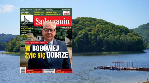 """Lato nad Jeziorem Rożnowskim - tylko z """"Sądeczaninem""""!"""