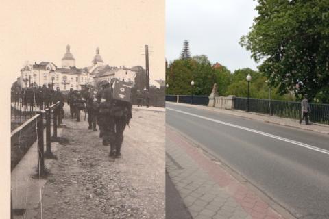 Nowy Sącz dawniej i teraz. Jak bardzo zmieniło się miasto na przestrzeni lat?
