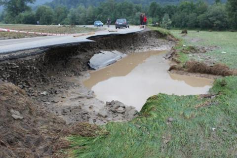 Powódź w Kasinie Wielkiej: tragedia, jest gorzej niż w 2014 roku!