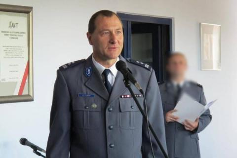 Z policji do straży miejskiej. Krzysztof Tybor nowym komendantem