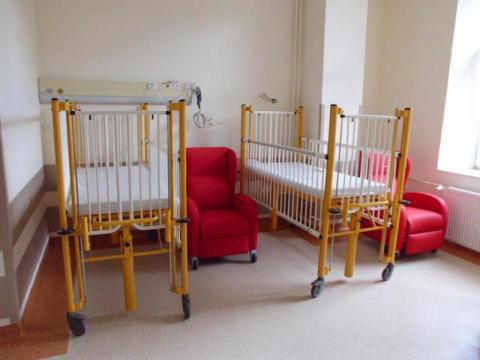 Fot. Szpital w Nowym Sączu - zdjęcie ilustracyjne