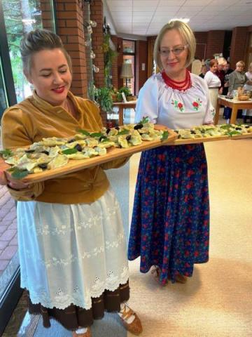 Zagórzańskie potrawy docenione w kulinarnym konkursie
