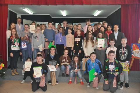 W Specjalnym Ośrodku Szkolno-Wychowawczym w Nowym Sączu przy ulicy Broniewskiego 1 odbył się już dziewiąty z kolei  Integracyjny Turniej Warcabowy