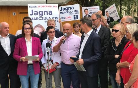 Poseł Jagna Marczułajtis-Walczak pyta wojewodę o krynickie izolatoria