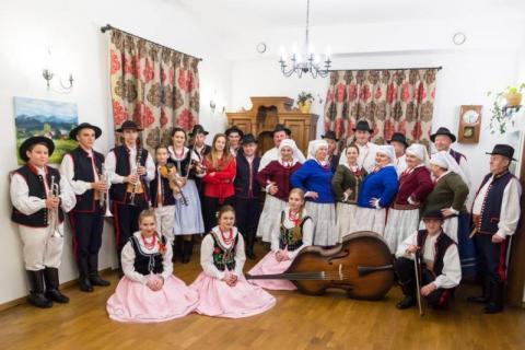 Zespół Regionalny Janczowioki zajął drugie miejsce w prestiżowym konkursie kolęd
