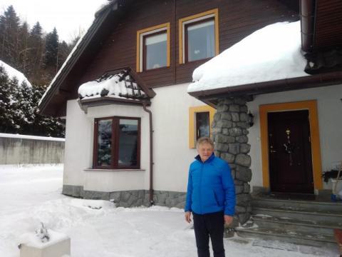 Problemów nie ma końca… Jerzy Ginter od 12 lat walczy o swój dom