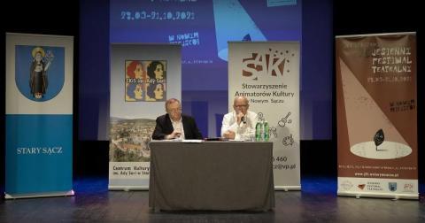 Jesienny Festiwal Teatralny obchodzi swój jubileusz. W tym roku w nowym miejscu