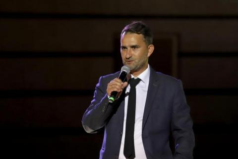 Tomasz Kafarski pozostaje trenerem Sandecji